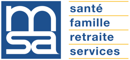 Logo MSA santé famille